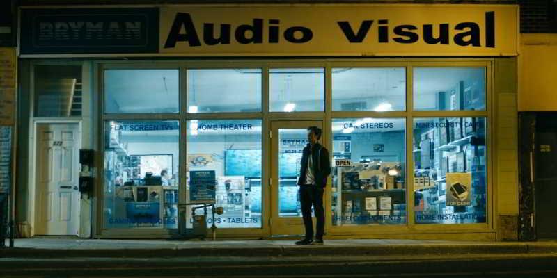 Audio Visual store