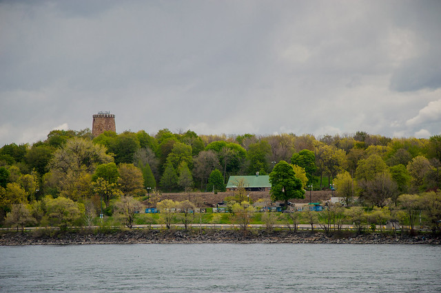 View from the Montreal Old Port