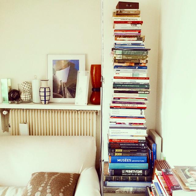 Livres à Paris.