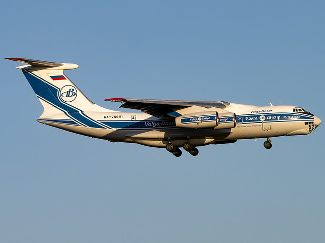 Volga-Dnepr Airlines | Ilyushin Il-76TD-90VD | RA-76951