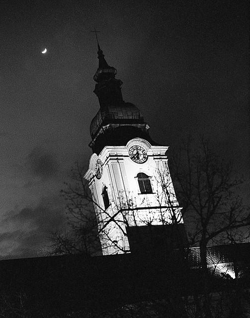 Night impressions 03 - Holy Trinity Church