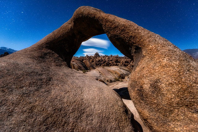 Mobius Arch, Alabama Hills, CA