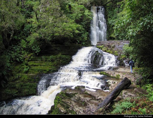 McLean Falls, Catlins NP, New Zealand