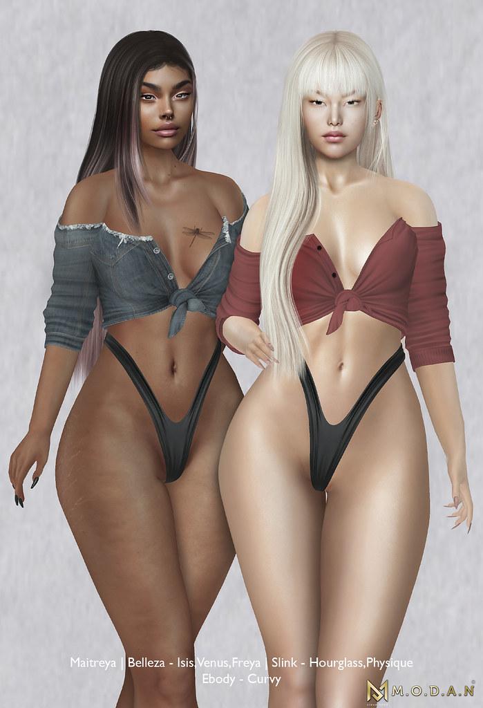 Nicole & Sandra Top