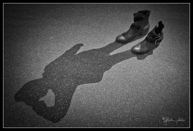 Schuhschatten