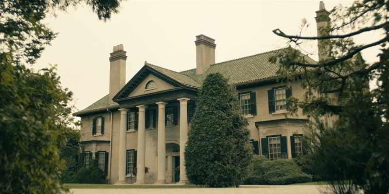 The boys house