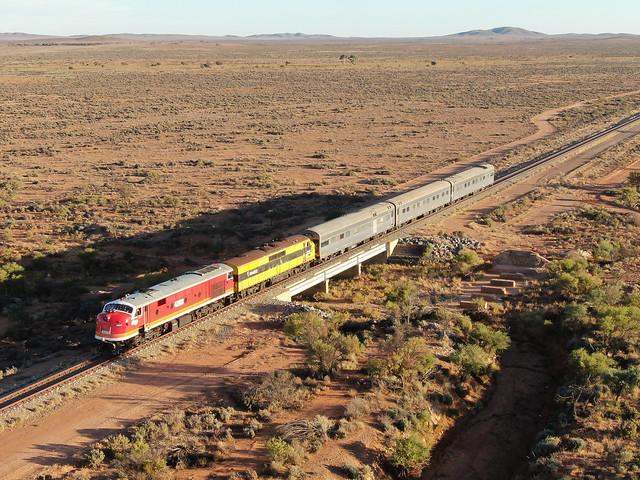 A4370. 42103,GM22 on AK cars to Sydney at Yunta 27-4-21