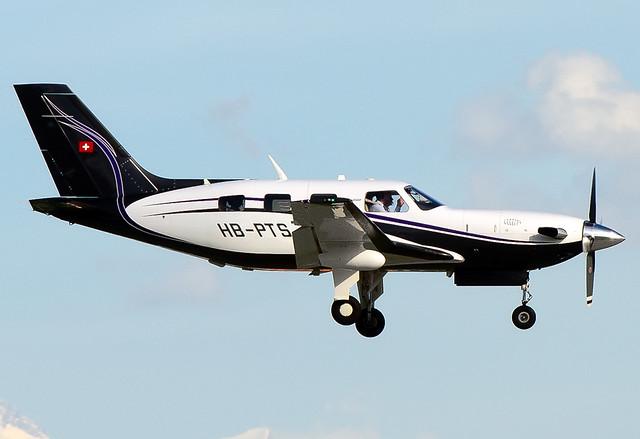 HB-PTS Piper PA-46-500TP Malibu Meridian