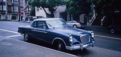 Studebaker in San Francisco