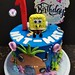 We do #spongebob theme cake. Need one? Book an order now.