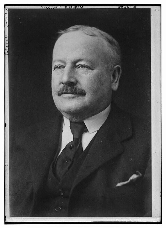 Viscount Burnham (LOC)