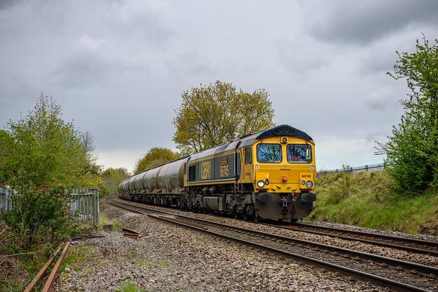 66745 'Modern Railways - The First 50 Years', Sutton Coldfield