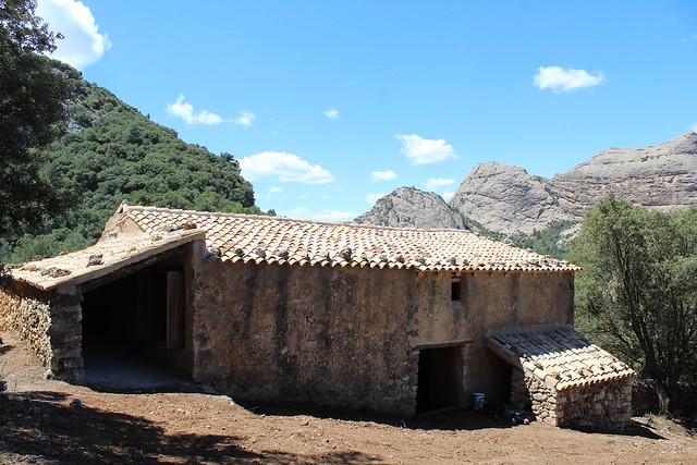 Mas de Burot, Els Ports Natural Park, SPAIN