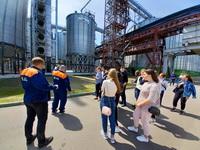 Экскурсия на семенной завод