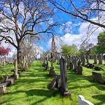 12th May 2021.  Stretford Cemetery, Manchester