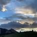 Boulder sunset drama