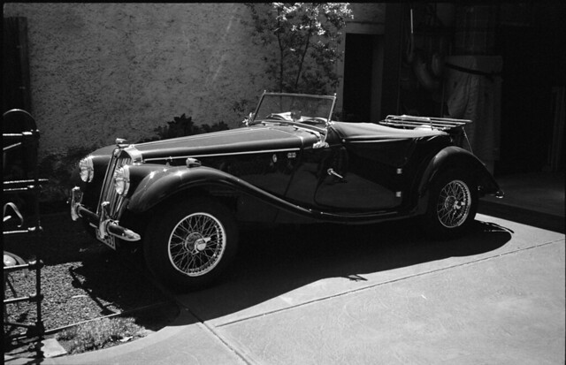 MG TF c1953