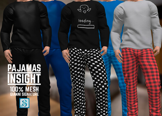 [INSIGHT] Pajamas 5 types