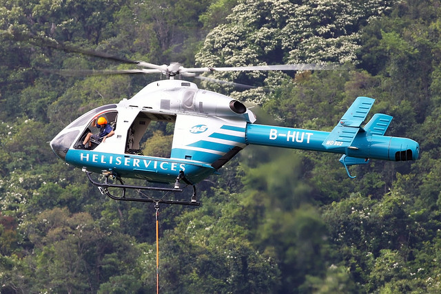 Heliservices (Hong Kong) | MD Helicopters MD902 | B-HUT | Hong Kong