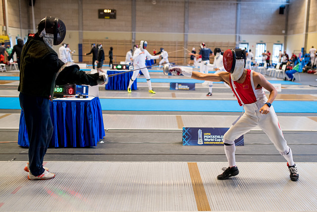UIPM 2021 Pentathlon World Cup Final