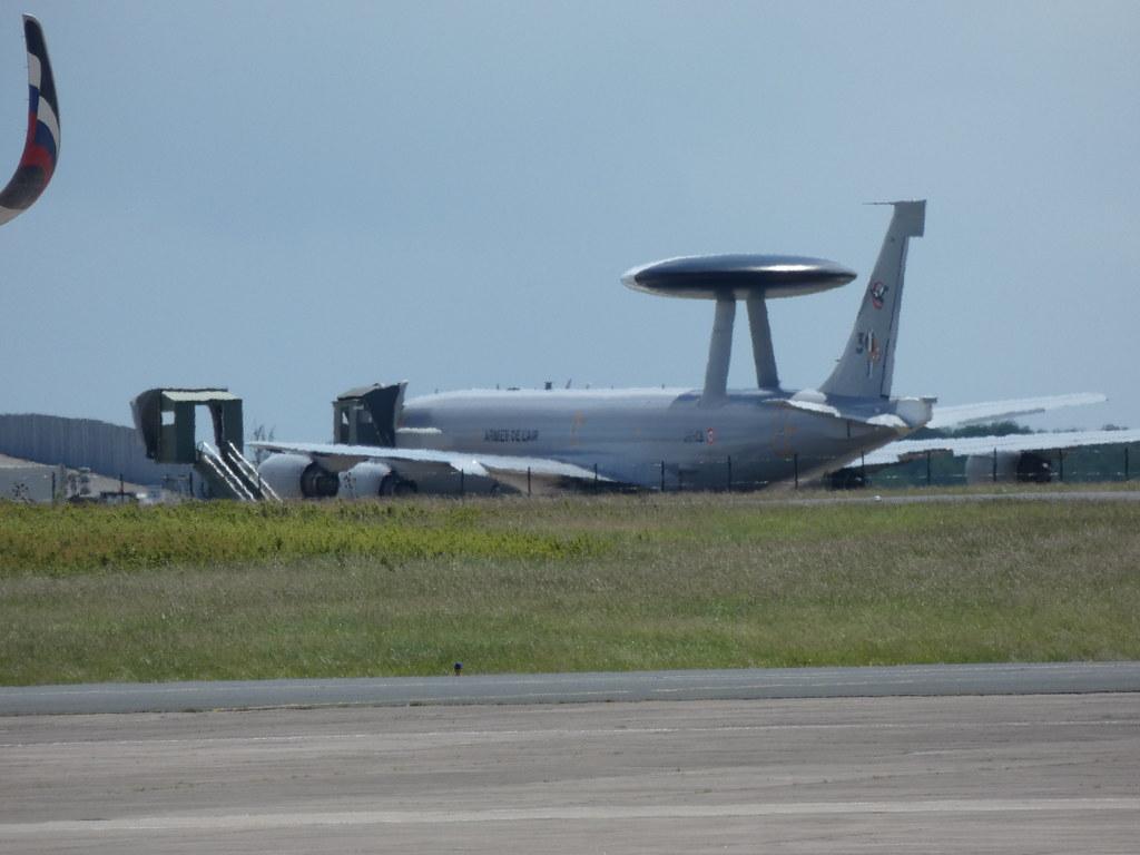 36-CB, Boeing E3F Sentry, Chateauroux (LFLX), 13-05-2021
