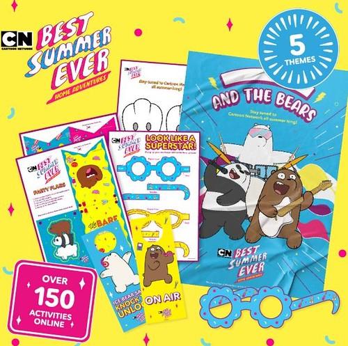 Best Summer Ever Cartoon Network