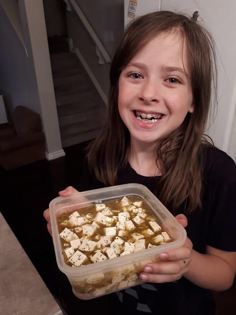 Tofu Feta (Vegan)
