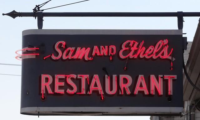 Sam and Ethel's Restaurant Tipp City, OH