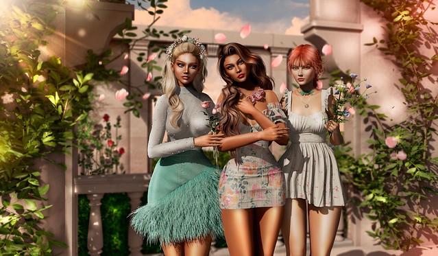 Garden Nymphs
