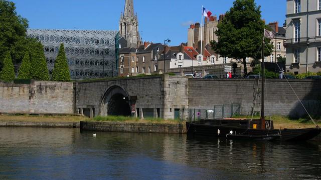 L'Erdre - canal Saint Félix