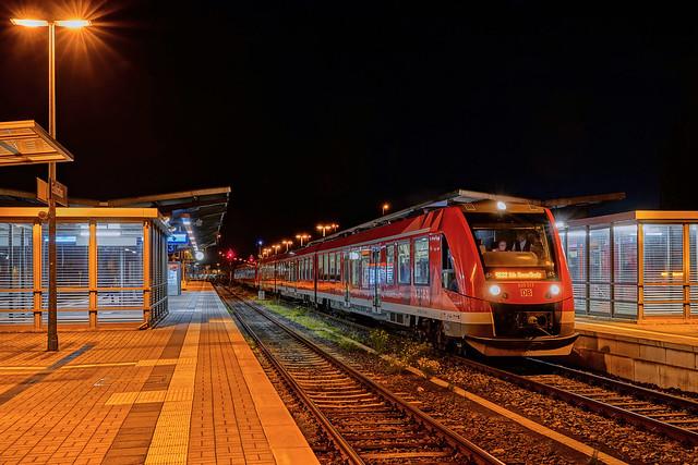 DB Regio_620 017-3/517-2_Euskirchen 19.10.2020 [Umleiter RE 22 Gerolstein - Köln]