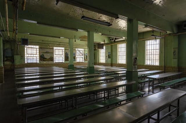 Dining Hall - Wyoming Frontier Prison 2