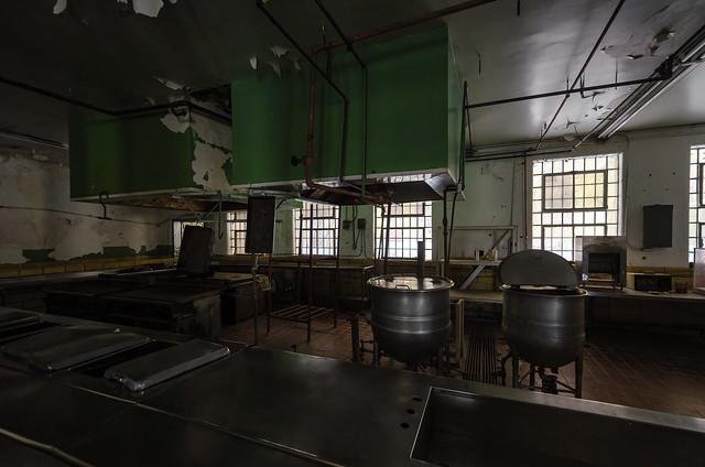 Kitchen - Wyoming Frontier Prison