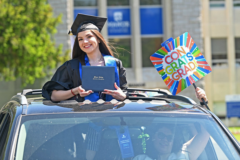 Manor College '21 graduation: Scenes of the Day