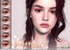 WarPaint* Honeydrop eyeshadow - updated! <3