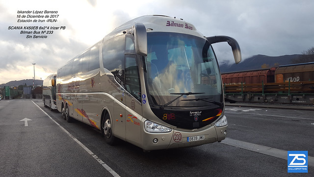 Irizar pb Bilman Bus