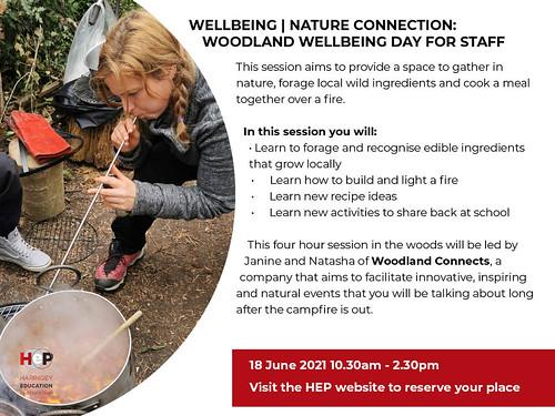 Wellbeing Woodland Day