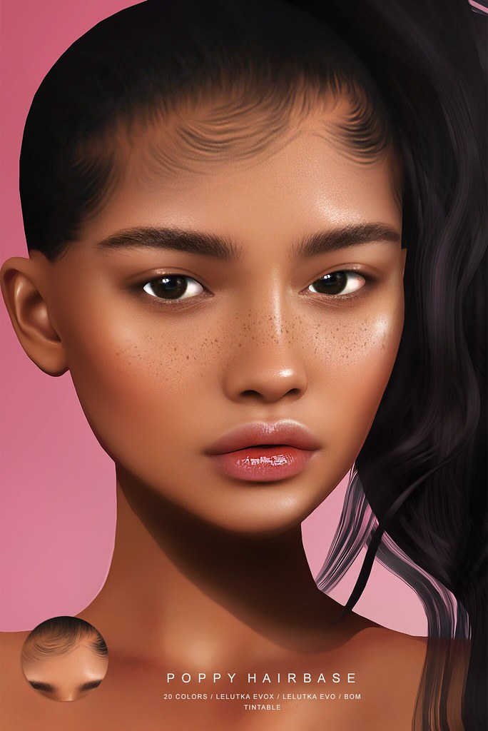NEW RELEASE + GIVEAWAY – 'POPPY' HAIRBASE @ ACCESS