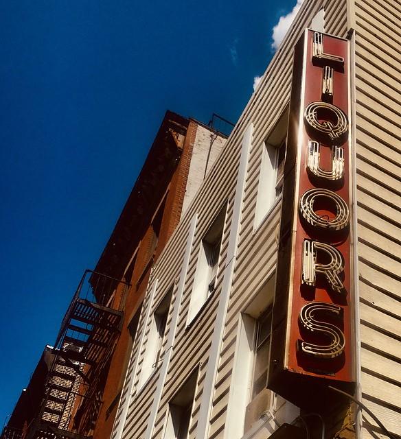 LIQUORS - NYC