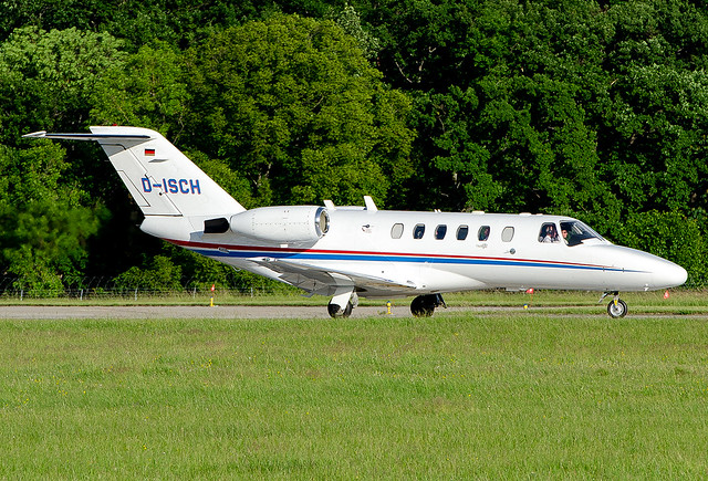 D-ISCH Cessna 525A Citation CJ2