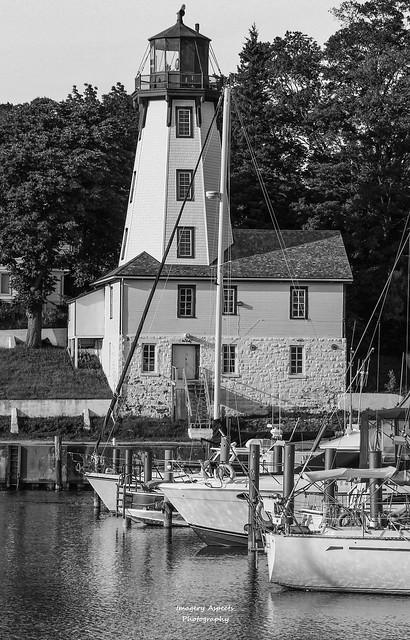 Kincardin Light House - 2013