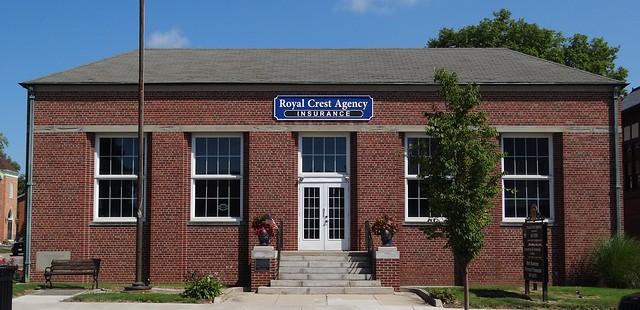 Post Office Tipp City, OH