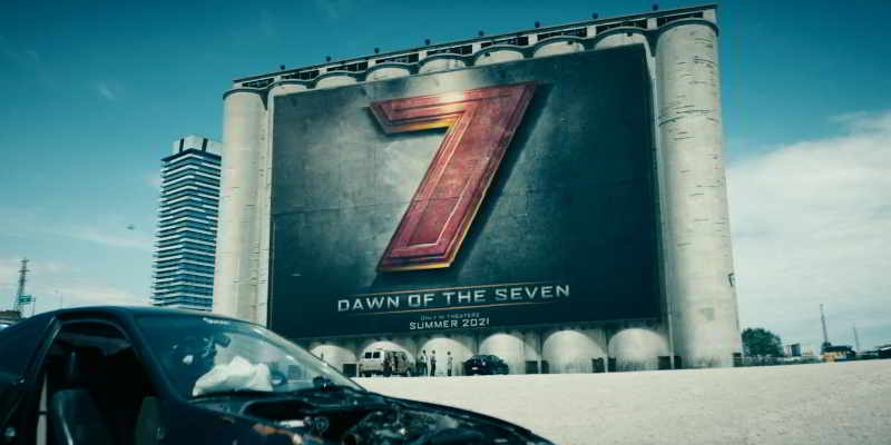 Dawn of the seven