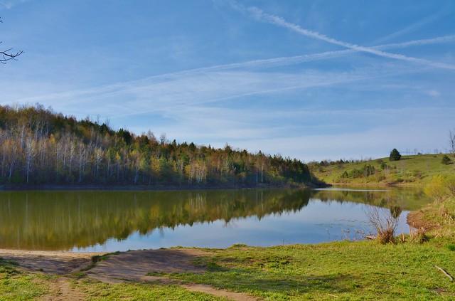 Kettle Lake, Forks of the Credit Provincial Park, Caledon, ON