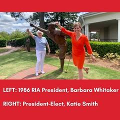 Barbara & Katie