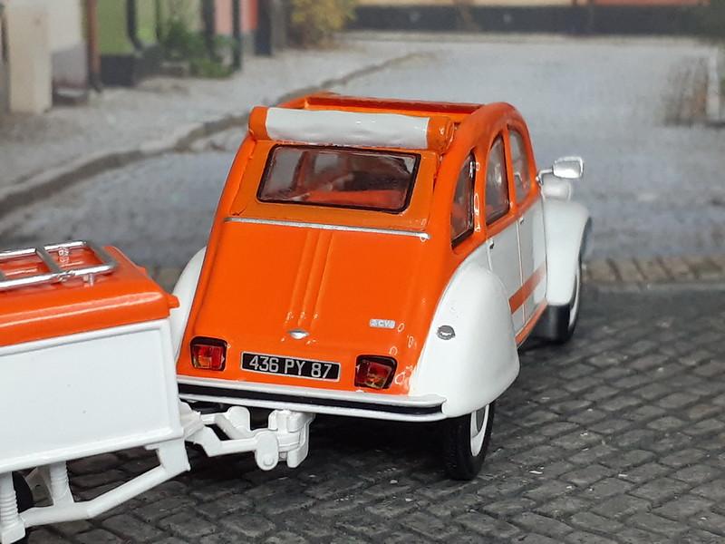 Citroën 2CV Spot - 1974