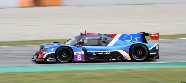 Ligier JS P320 - Nissan / Eric Trouillet / FRA / Sébastien Page / CHE / David Droux / CHE / GRAFF