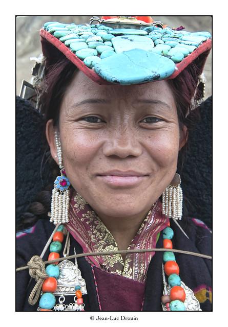 Portrait ladakhi