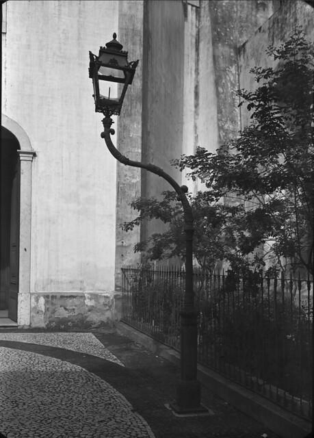 Iluminação pública. Portugal