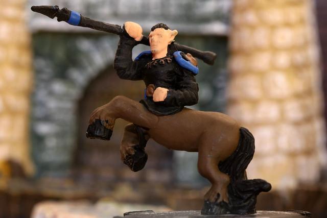 Centaur Outrider - Bijou Planks 134/365